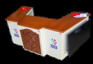 SHIAMIQ Deluxe Umpire Table